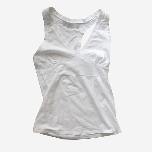 Zara Basic White Top M