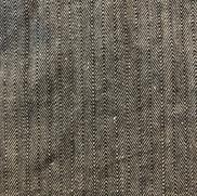 JE867 Washed Herringbone Black