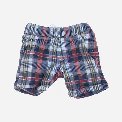 Toddler Boys Carter's Check Shorts 2T