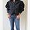 Thumbnail: Marques'Almeida Black Puff Sleeve Shirt S