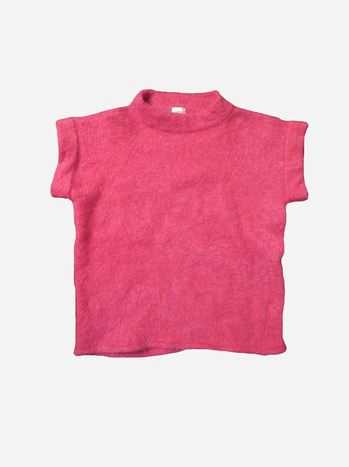 Armani Collection Pink Fluffy Jumper S