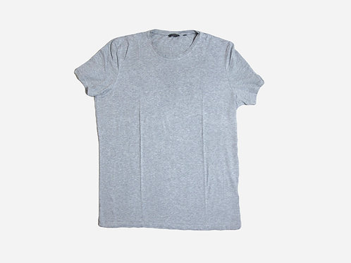 Autograph David Gandy Melange Grey T-Shirt L