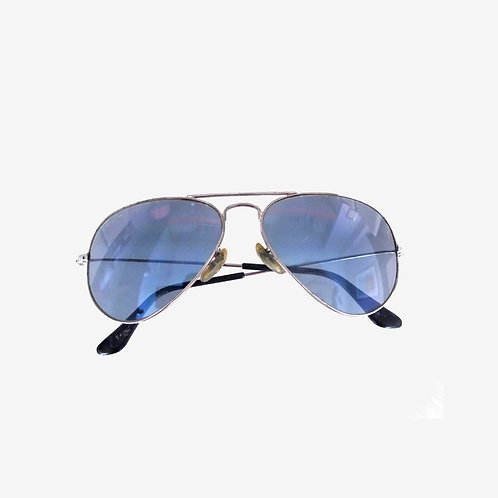 Ray-ban Blue Aviator Sunglasses