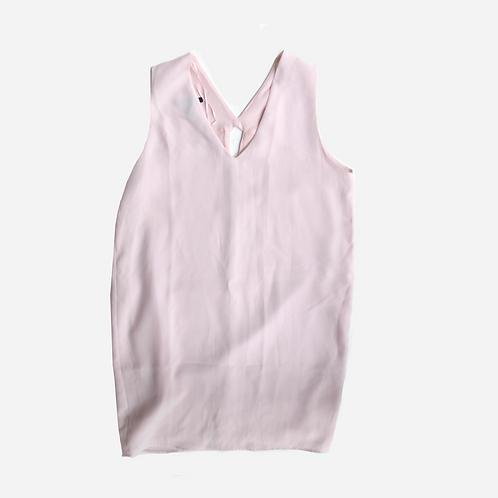 Mango Pink Shift Dress M