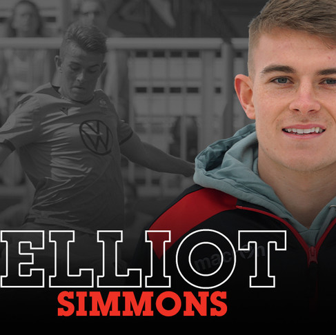 Elliot Simmons Joins Cavalry FC 🇨🇦