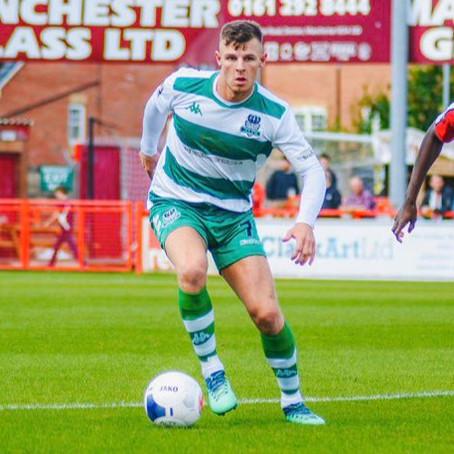 Farsley Celtic's Walton Commends #UFCA Programme