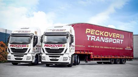 Peckover Transport Increase Bantams Backing