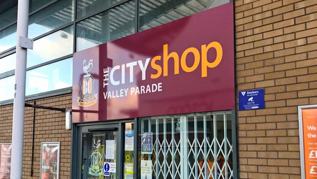The City Shop To Re-Open