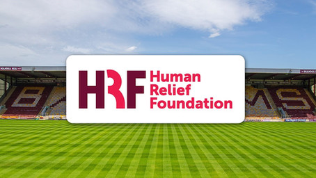 Human Relief Foundation Becomes Official Partner