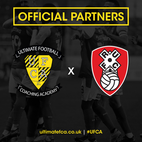 #UFCA Partner With Rotherham United