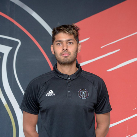 Zaid Patel Signs With #CDAC 🇿🇦