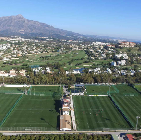 FC Malaga City Academy Agree Deal With Marbella Football Centre