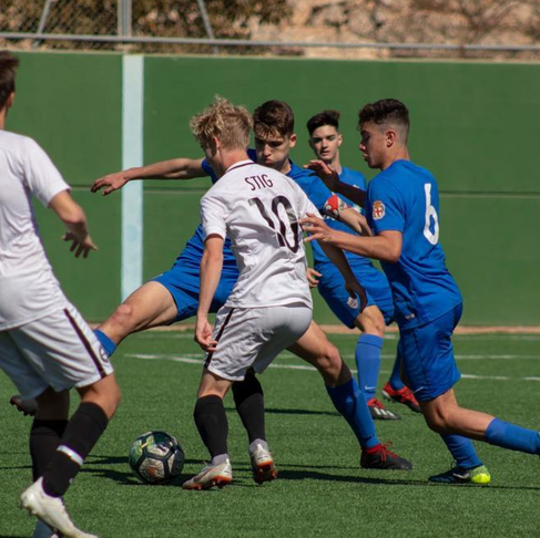 FC Malaga City U19s To Take On Sevilla