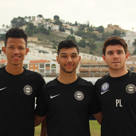 CD Almuñecar City Complete Triple Signing ✍️