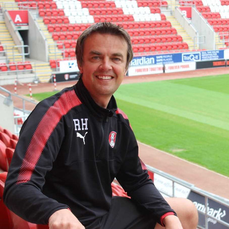 Rotherham United Academy Manager Praises #UFCA