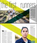 Women's Running Magaziine