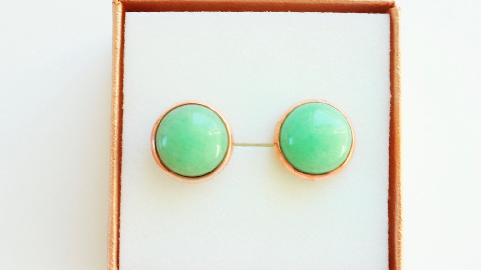 Johnnie Earrings (Multiple Colors)