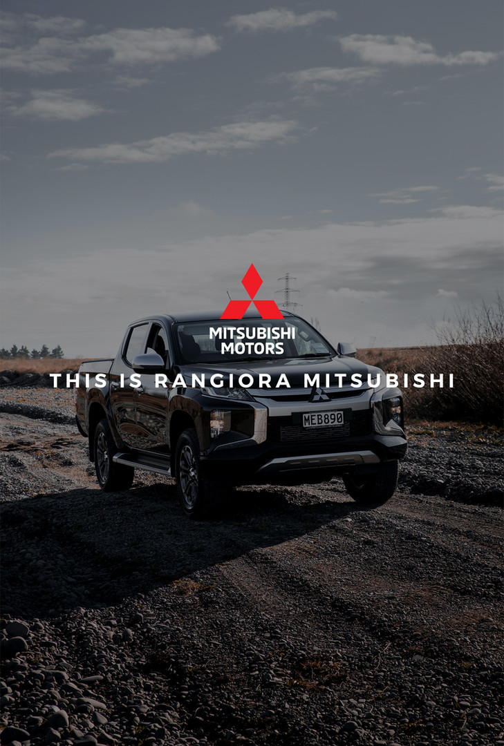 This Is Rangiora Mitsubishi