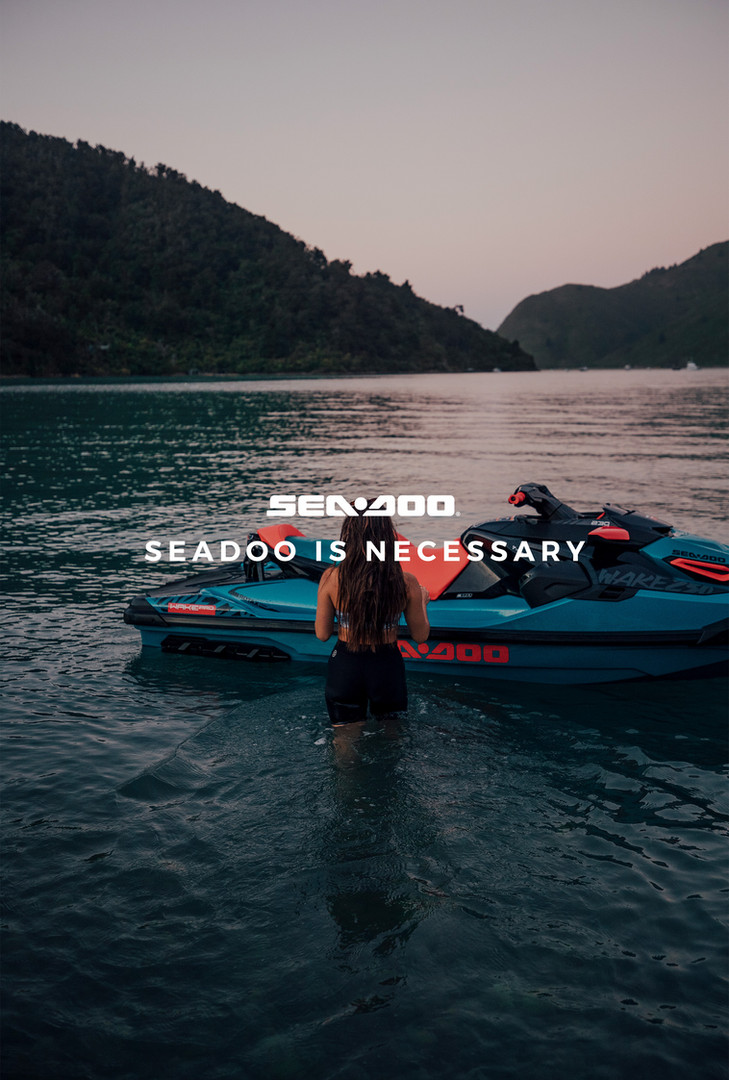 Seadoo Is Necessary