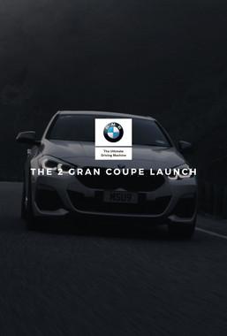 BMW THE 2 Gran Coupé Launch