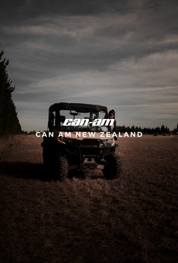 Can Am Arrives In Canterbury