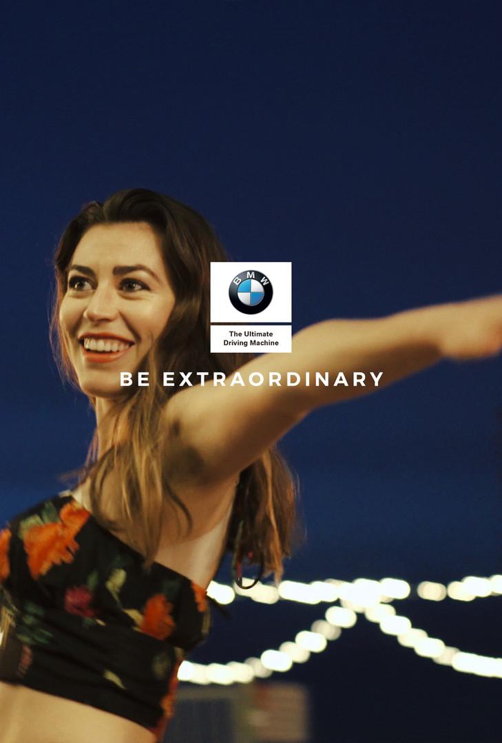 Be Extraordinary BMW Southern California