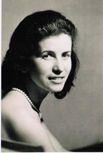 Нина Жорж-Пико, первая супруга