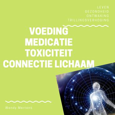 Voeding medicatie toxiciteit connectie l