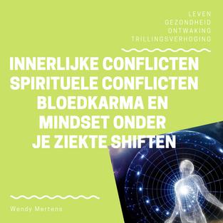 innerlijke conflicten spirituele conflic