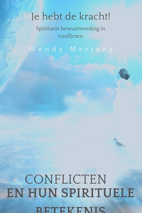 Conflicten en hun spirituele betekens/E-book