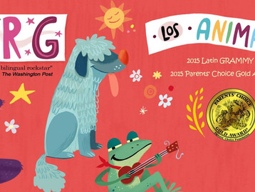 Los Animales gets gold + Latin Grammy nomination!