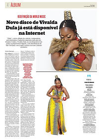 Vivalda Dula Emilio D. Miler Jornal De Angola