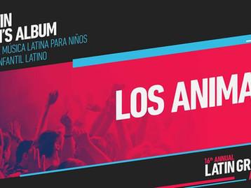 """Los Animales"" WINS 2015 Latin Grammy!!!!"