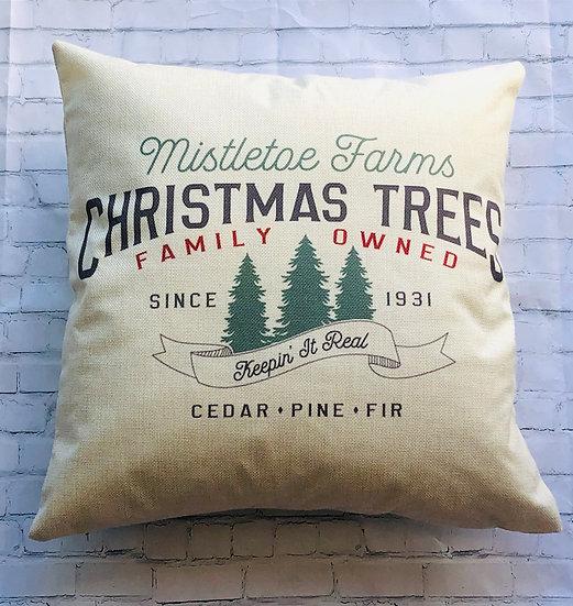 Mistletoe Farms Christmas