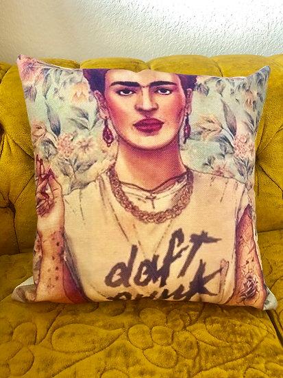 Frida Kalo Pillow Cover