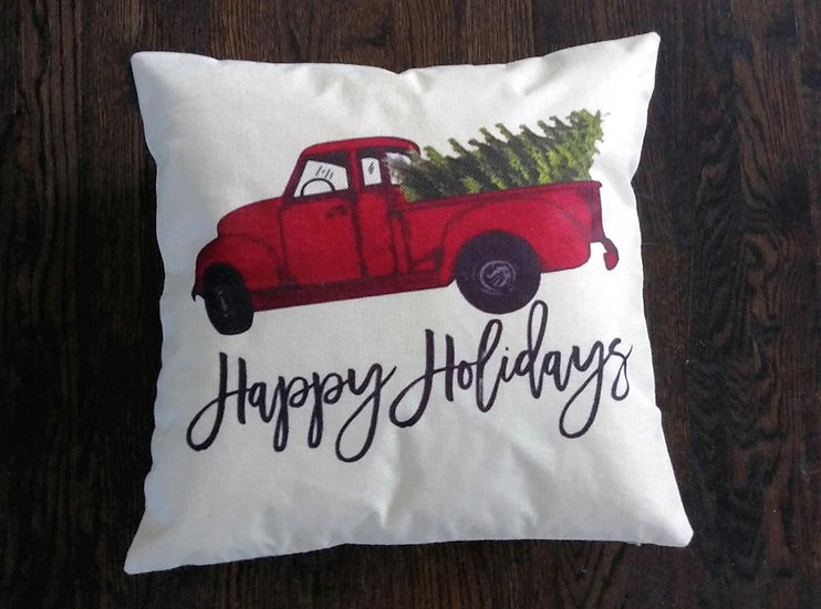 Hapy Holidays Truck