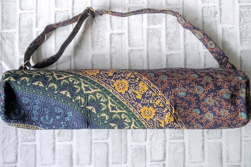 Primary Color Mandala Yoga Bag