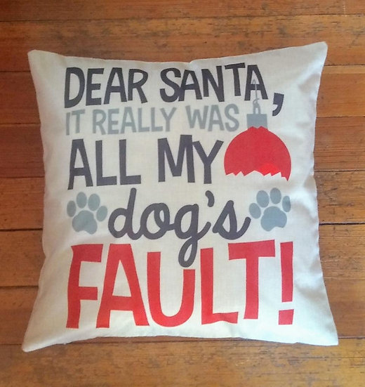 All My Dogs Fault