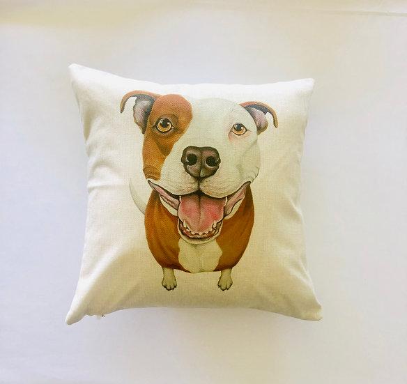 Pitbull Dog Cover