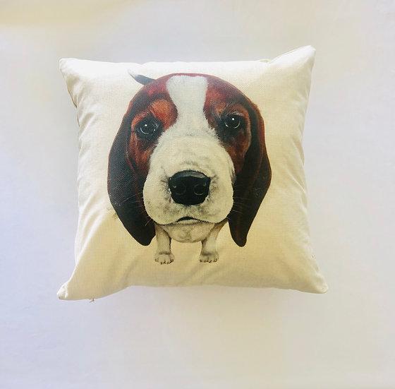 Beagle Pillow Cover