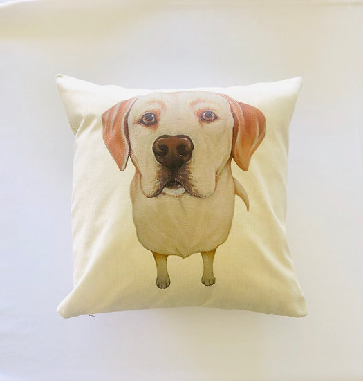 Yellow Lab Cover