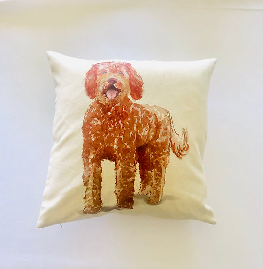 Golden Doodle Cover