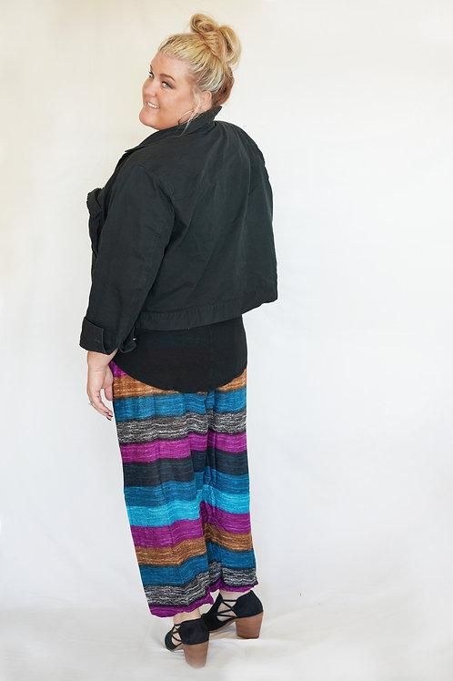 Love a Stripe Plus Size Pant