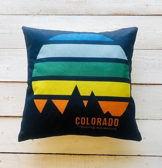Colorado Pillow Cover
