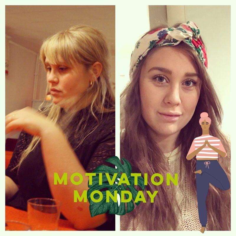 Motivation måndag