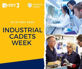 Industrial Cadets Week – Virtual STEM Activities