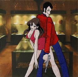 Lupin e Margot al Museo Arsago S.