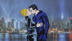 Diabolik e Eva Kant a New York