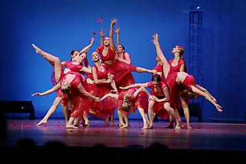 lyrical contemporary dance classes, dance school, dance company, Athens, Watkinsville GA