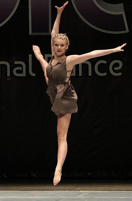 dance soloist, Bravo dance competition